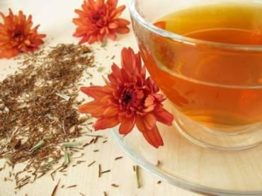 Rooibos Tea…. Red bush Tea… Same same